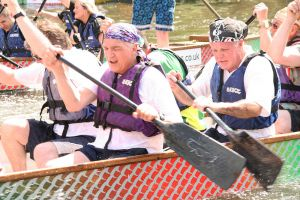 Dragon Boat Race Leicester